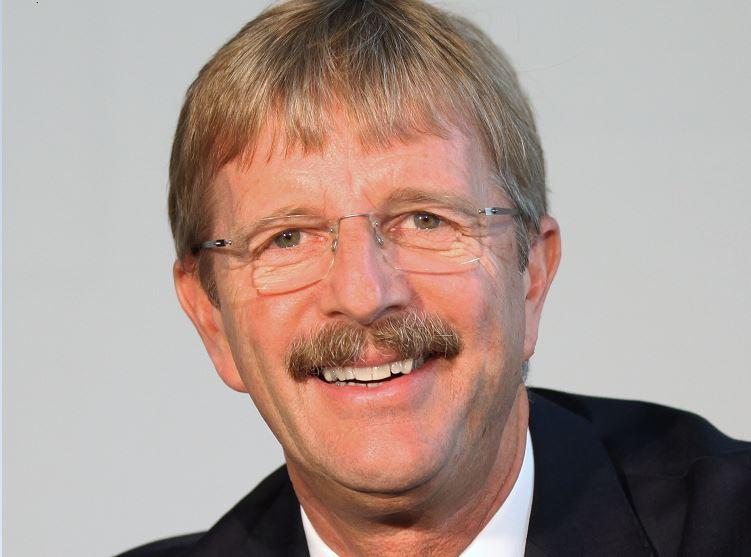 Christian Baumgart, Präsident, Foto: DAI