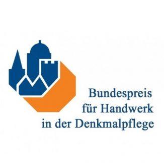 Bundespreis für Handwerk in der Denkmalpflege, Grafik. Deutsche Stiftung Denkmalschutz