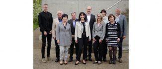 Vorstand der Architektenkammer Sachsen, Foto: AKS, Uwe Schossig