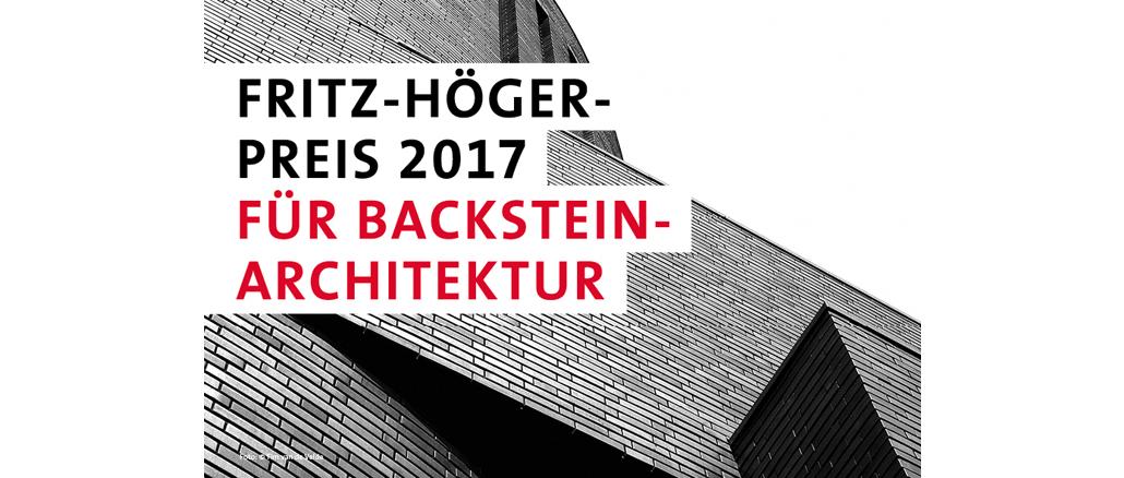 Fritz-Höger-Preis für Backstein-Architektur, Foto © Tim van de Velde