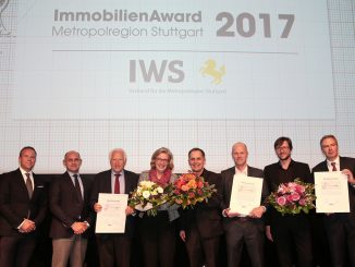 IWS - Immobilienaward 2017 Alte Reithalle im Maritim Stuttgart (c) Wolfgang List
