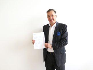 Prof. Dr. Ulrich Nack, Professor für Immobilienmanagement, insbesondere Management gewerblicher Immobilien. Bildquelle: EBZ Business School