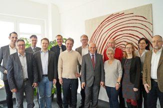Der IBU-Sachverständigenrat bei der 50. Sitzung am 24. Januar 2018 in Berlin. (c) IBU