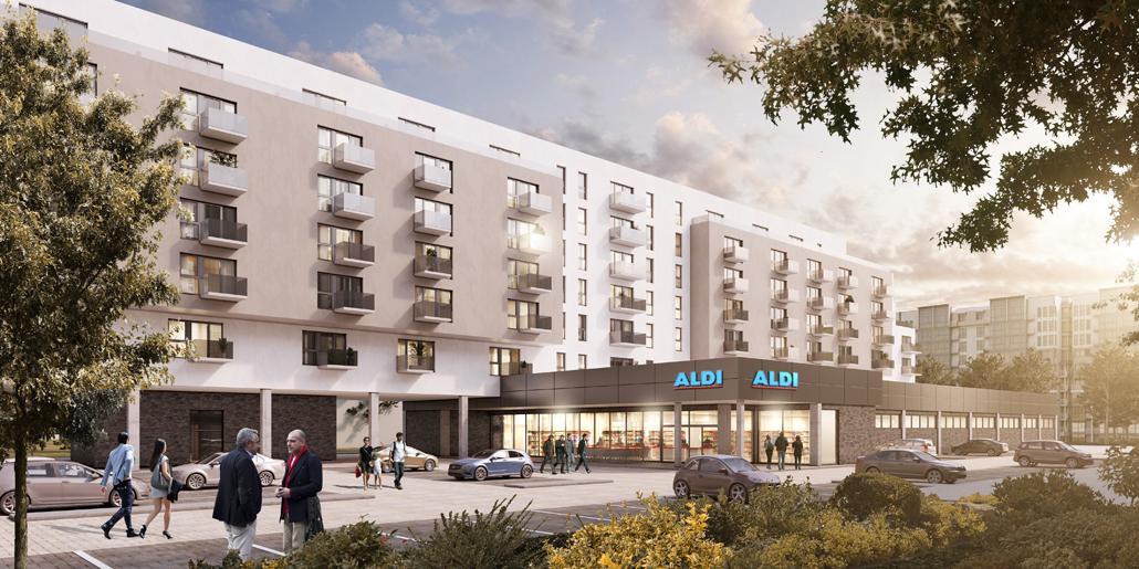 ALDI Nord startet Immobilienprojekt im Raum Berlin (c) ALDI Nord