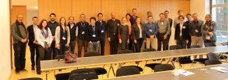 Rund 30 ForscherInnen haben in Siegen über Probleme und Möglichkeiten von Computersimulationen diskutiert. (c) Universität Siegen
