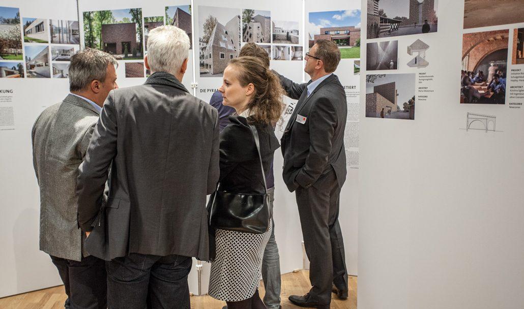 Fritz-Höger-Preis 2017 für Backstein-Architektur © Markus Mirschel