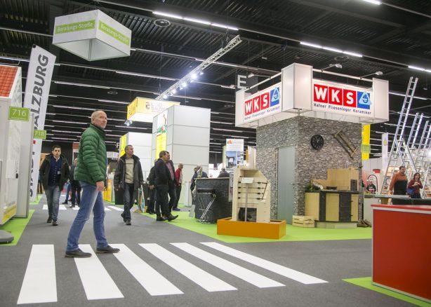 Bauen+Wohnen Salzburg 2019 (c) Reed Exhibitions/Andreas Kolarik