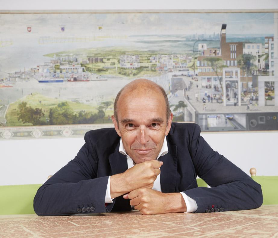 Maarten Hajer © Urban Futures Studio