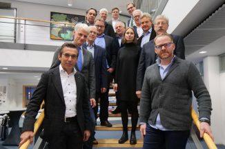 Teilnehmer Strategiekonferenz Wachstumsmarkt Holzbau (c) Holzbau Deutschland