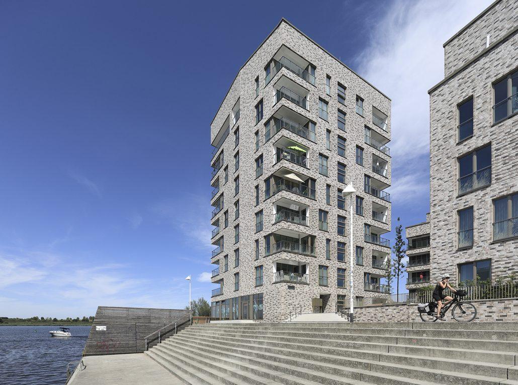 Wohnen auf der Holzhalbinsel, Architekt: TCHOBAN VOSS Architekten, Hamburg © Hans Juergen Landes Fotografie