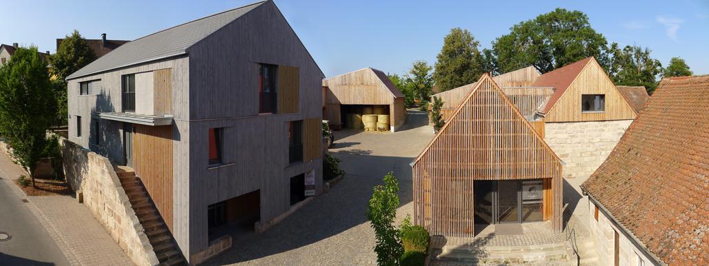 Architekt: Dürschinger Architekten, Fürth © Deutscher Landbaukultur-Preis