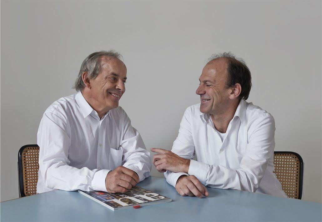 Marcel Meili & Markus Peter © Walter Mair