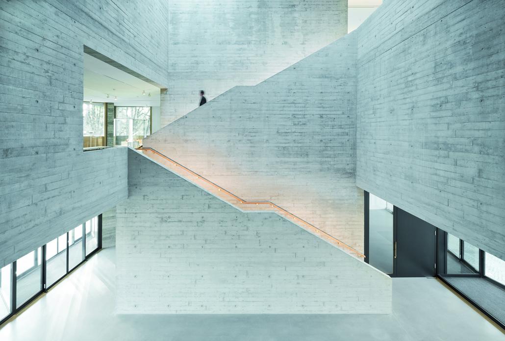 Das Bauprojekt Kulturhistorisches Zentrum Westmünsterland wurde mit dem dritten Preis beim Wettbewerb GEPLANT+AUSGEFÜHRT ausgezeichnet. Foto: Brigida González