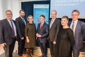 """Regionalkonferenz """"Akzeptanz für mehr Wohnungsneubau in Stadt und Region"""" (c) DV/Daniel Junker / www.junkerphoto.de"""
