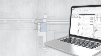 Die neue Software ermöglicht es Planern, eigenständig Bemessungen zur Auswahl einer geeigneten Isokorb Lösung bei Stahl-Beton-Anschlüssen durchzuführen. Foto: Schöck Bauteile GmbH