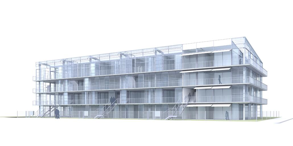 © Lacaton et Vassal Architectes, Paris