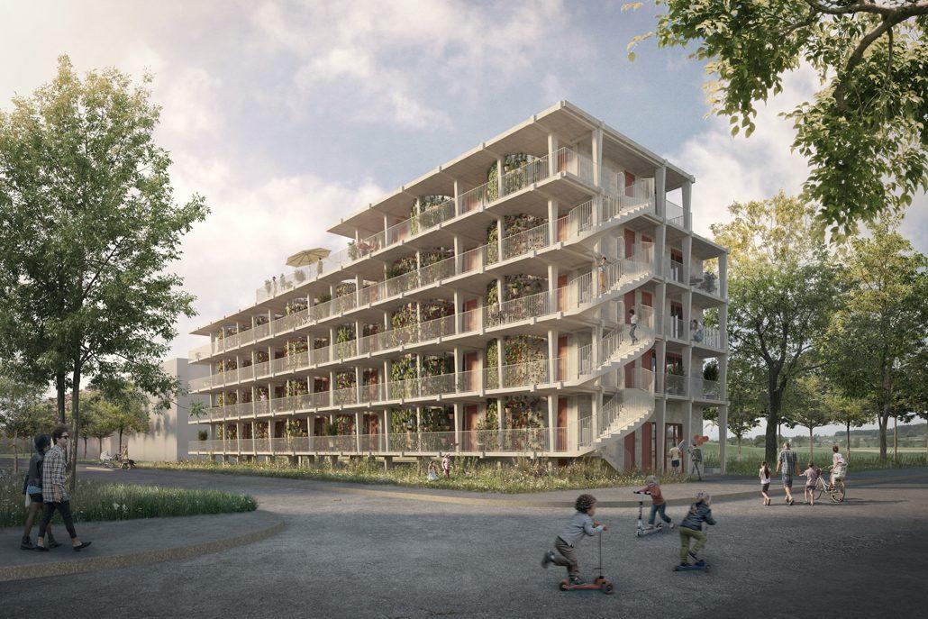 © Duplex Architekten, Zürich und Hamburg
