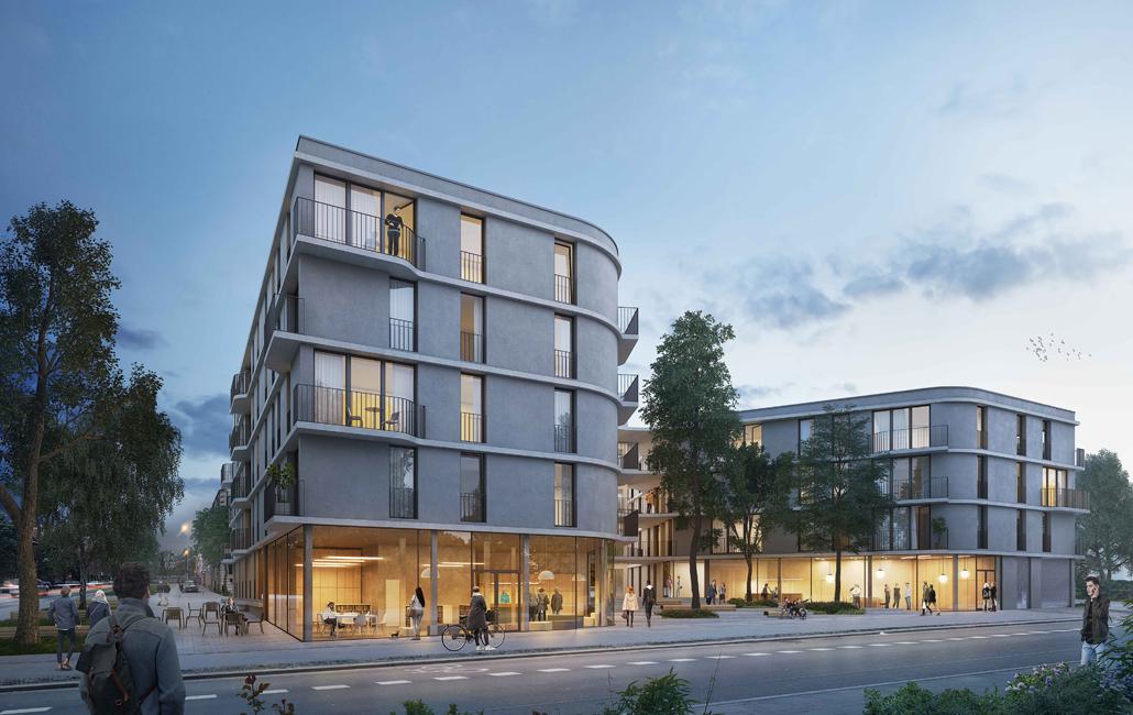 © schneider+schumacher Architekten ZT GmbH