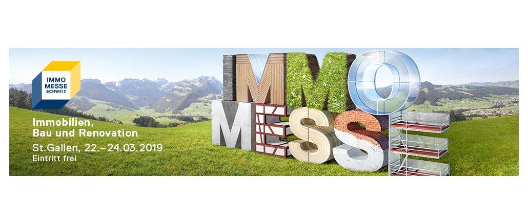 Immo Messe Schweiz (c) Genossenschaft Olma Messen St.Gallen