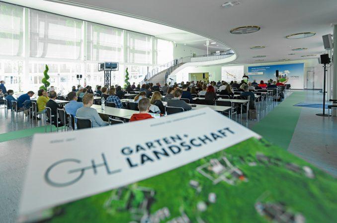 Forum Zukunft Stadt@GRÜNBAU BERLIN 2017 (c) Messe Berlin