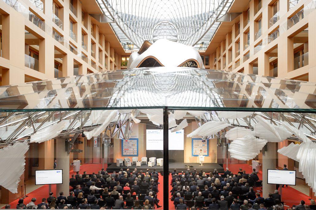 Deutscher Immobilien Kongress 2019 (c) BFW Bundesverband Freier Immobilien- und Wohnungsunternehmen e.V.