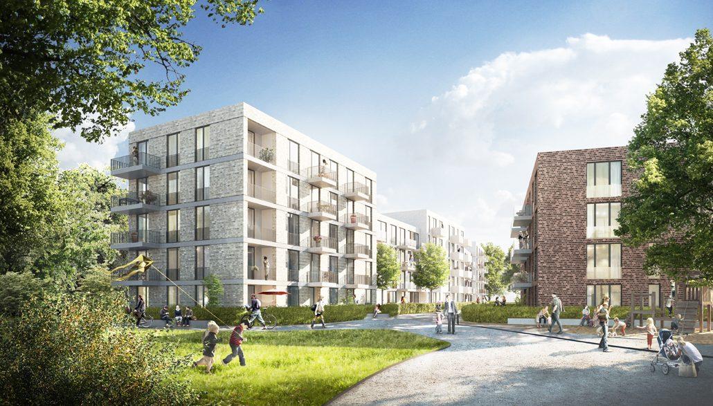 Lokstedter Höhe (c) KBNK Architekten