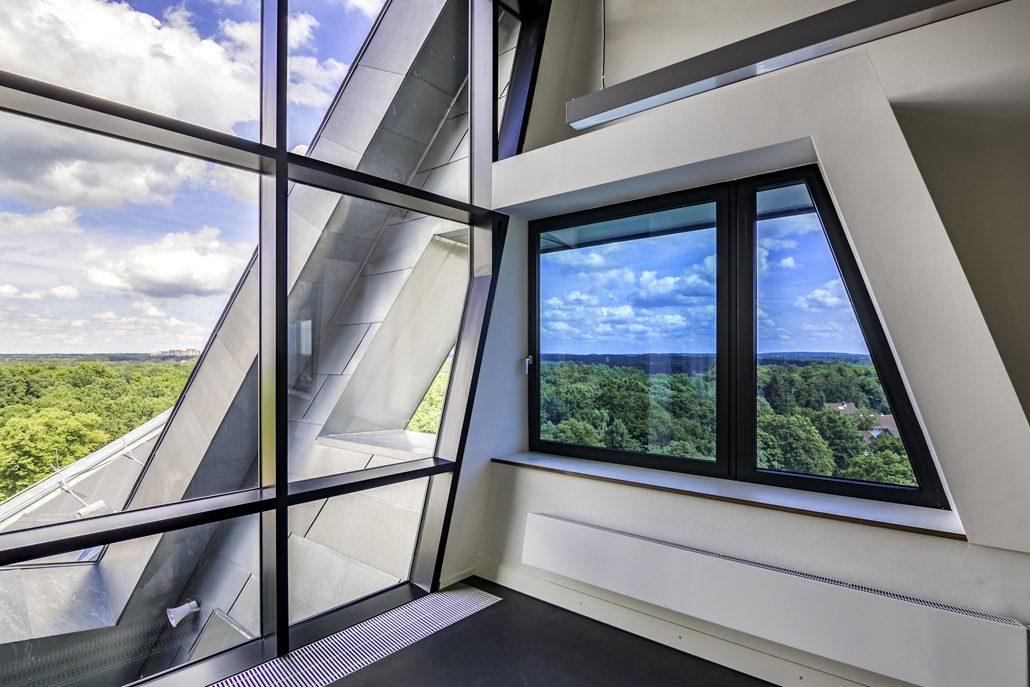 Schaltbares Glas sorgt für eine angenehme Atmosphäre. Foto: EControl-Glas GmbH & Co. KG