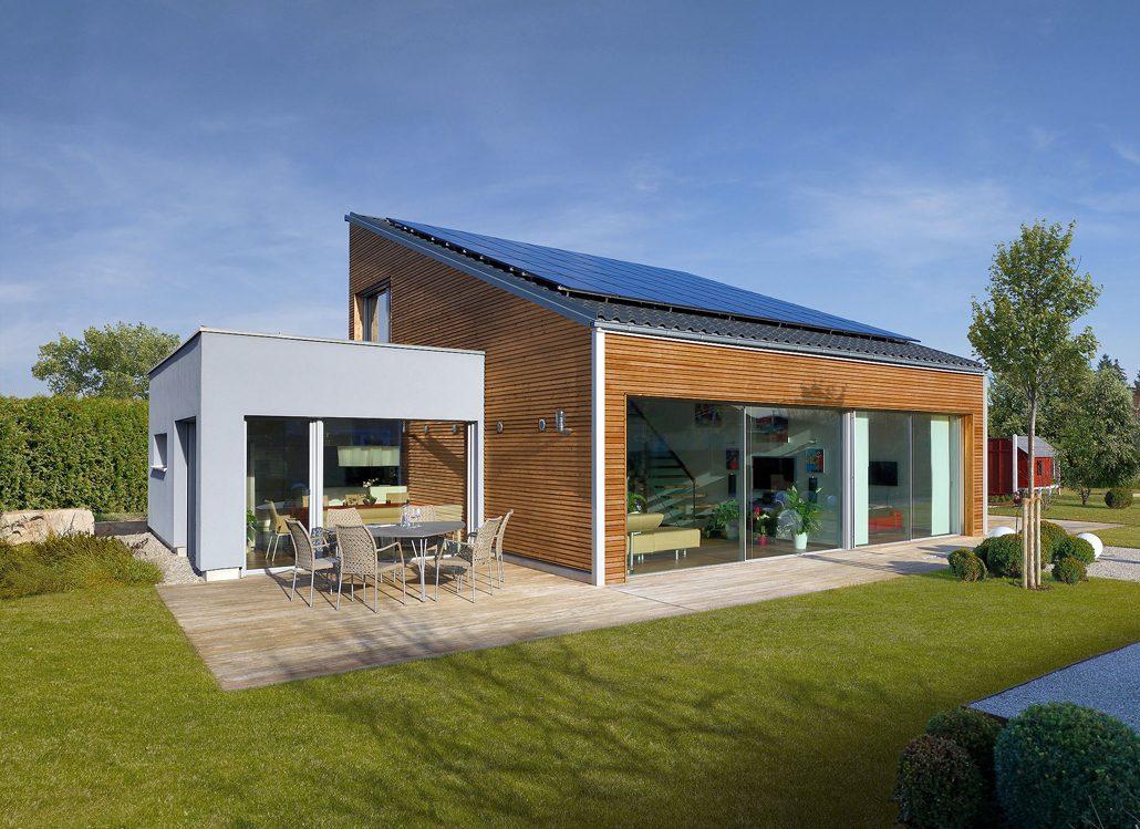 Top Architekturblatt | Kleine Fertighäuser mit großem Komfort DX09