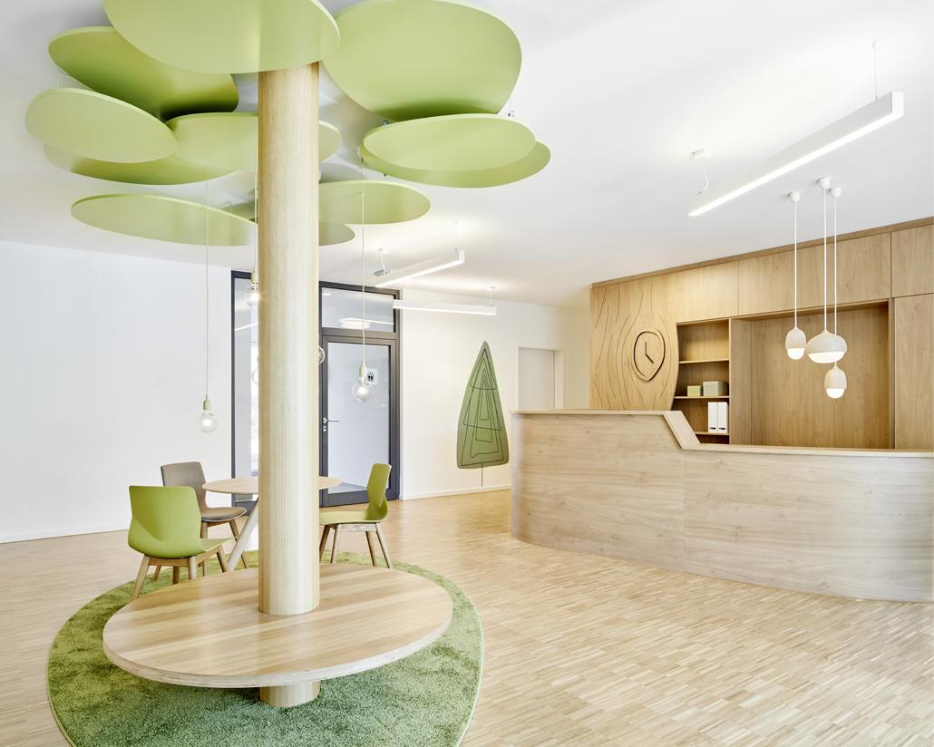 Architekturblatt   bkp setzt therapeutisch wirksame Architektur in ...