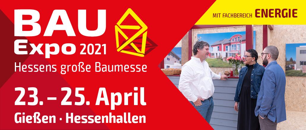 23. bis 25. April 2021 | BAUExpo 2021