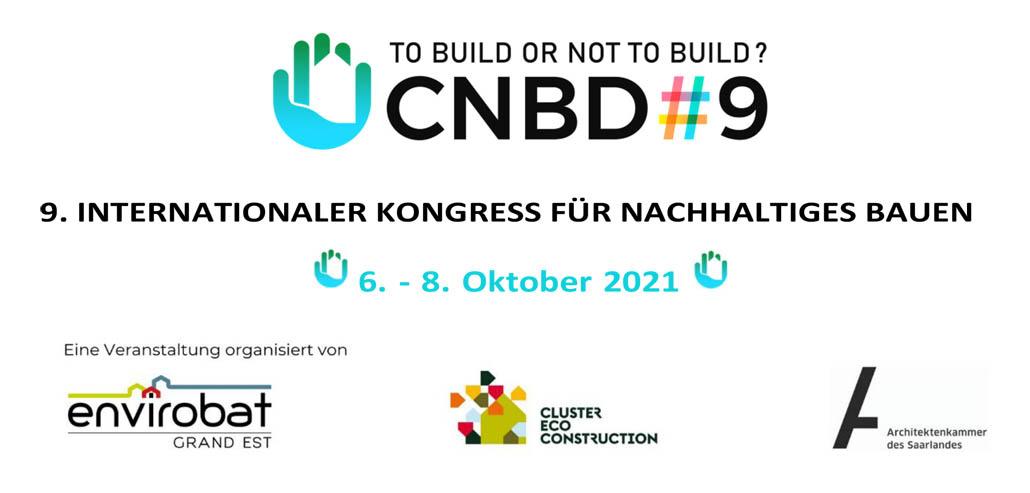 8. Oktober 2021 | Kongress Klimawandel – Anpassung von Architektur und Städtebau an den Klimawandel